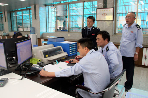高新区局45岁以下干部办税大厅业务培训圆满结束